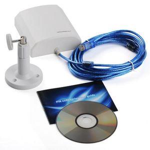 Antenne wifi exterieur prix pas cher cdiscount for Installation antenne wifi exterieur