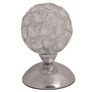 lampe boule a poser achat vente lampe boule a poser pas cher cdiscount. Black Bedroom Furniture Sets. Home Design Ideas