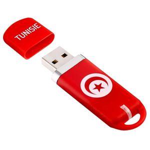 KEYOUEST Clé USB Tunisie - 8 Go