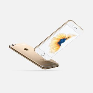 SMARTPHONE APPLE iPhone 6s 16 Go Or Smartphone reconditionné