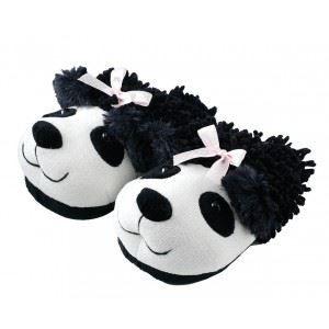 CHAUSSON - PANTOUFLE Chausson Panda Fuzzy Friends Aroma Home