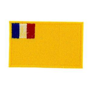 RENFORT - PATCH Patch ecusson thermocollant drapeau indochine