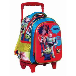 CARTABLE Sac a roulettes Toy Story maternelle 31 CM