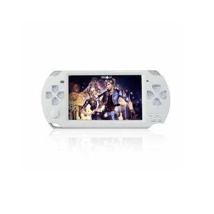 CONSOLE PSP Blanc PSP consoles de jeux de poche A10T888 5.6 po