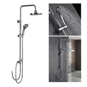 colonne de douche auralum colonne de douche murale systme de douche - Douche Italienne Dimension1752
