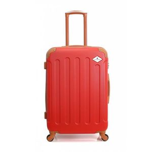 VALISE - BAGAGE Valise grand format CAMELIA Rouge