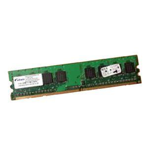 MÉMOIRE RAM 512Mo RAM ELIXIR M2U51264TU88A2B-37B 240-Pin DIMM