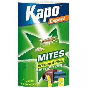 PIÈGE NUISIBLE MAISON Papier accordéon KAPO EXPERT. (2 bandes)