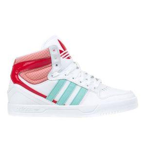 bf7e43ec64 CHAUSSURES DE RUNNING Adidas Court Attitude K
