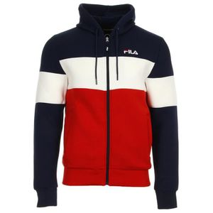SWEATSHIRT Fila Sweat à capuche Hugo Zip
