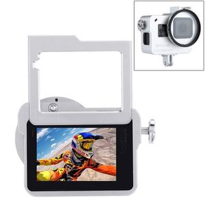 OBJECTIF POUR TELEPHONE PULUZ for GoPro HERO6 /5 Housing Shell CNC Aluminu