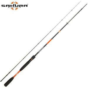 CANNE SEULE CANNE SPINNING SAKURA SPORTISM Modèle: 862 MH
