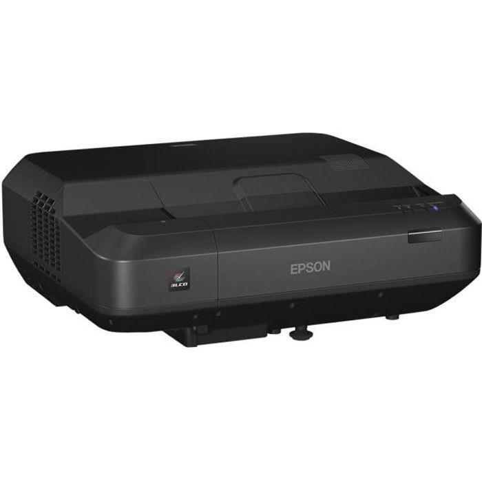 EPSON EH-LS100 Vidéoprojecteur Full HD 1920 x 1200px - 4000 lumen - 3 x HDMI - Noir