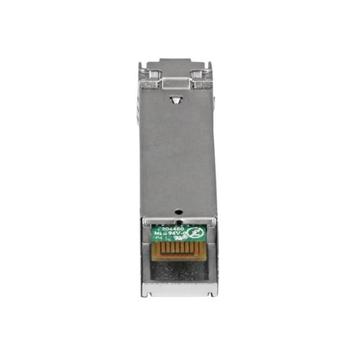 STARTECH.COM Module de transceiver SFP 1000Base-SX à fibre optique Gigabit - Compatible HP 3CSFP91 - Multimode LC - 550 m