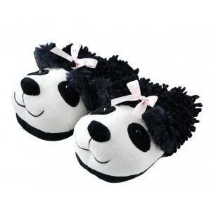 Chausson Panda Fuzzy Friends Aroma Home