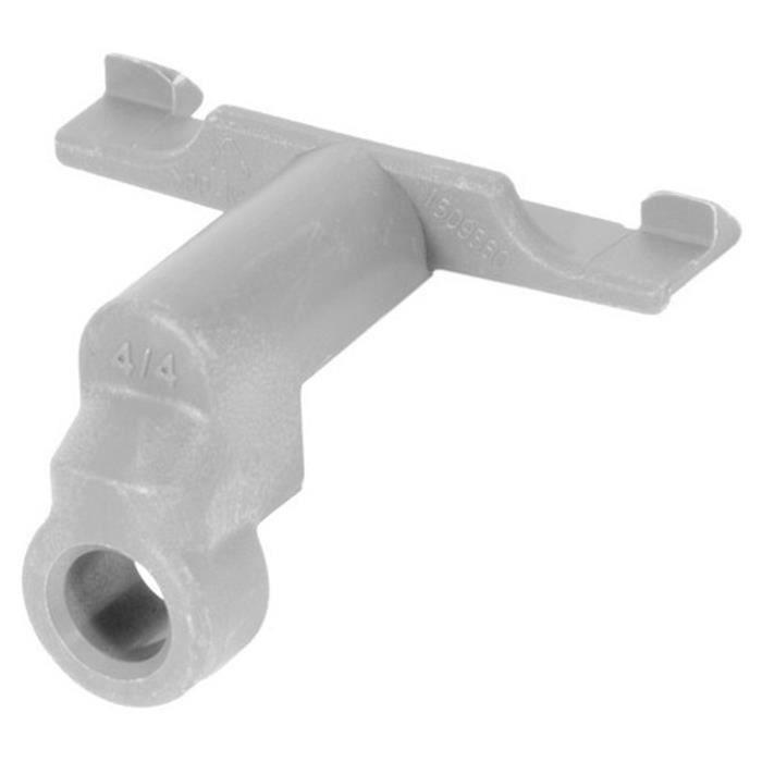 PIÈCE LAVAGE-SÉCHAGE  Fixation roulette de panier - Lave-vaisselle -  (1