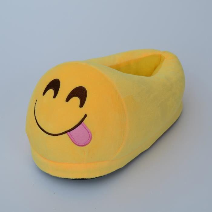 Pantoufles unisex 'Lunettes de soleil' Emoji - Maintenant vous pouvez porter votre Emoji préféré sur vos Pieds Taille de chaussure grande 4lWC9xiA
