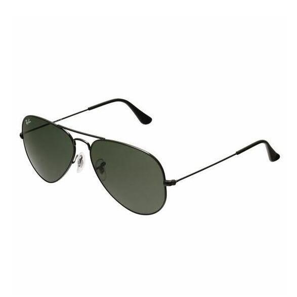 ray ban lunettes de soleil aviator noir rb3025 mixte