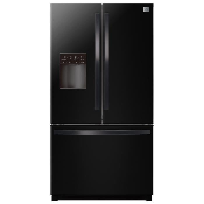 refrigerateur congelateur avec distributeur d eau et glacon