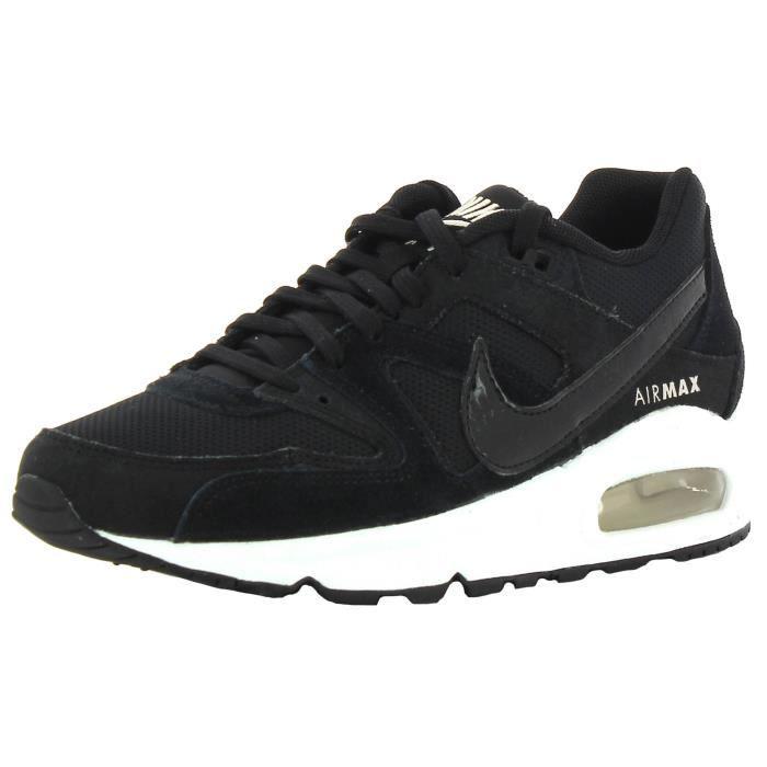 Nike Wmns Air Max Command haussures de Sport Noir