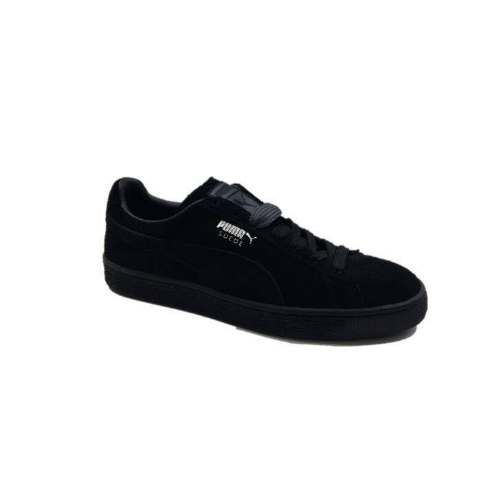 Puma 352634-77 classic suede noir