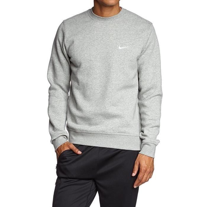 100% d'origine meilleure valeur se connecter Sweat Nike gris pour hommes. 839667-063. Gris - Achat ...