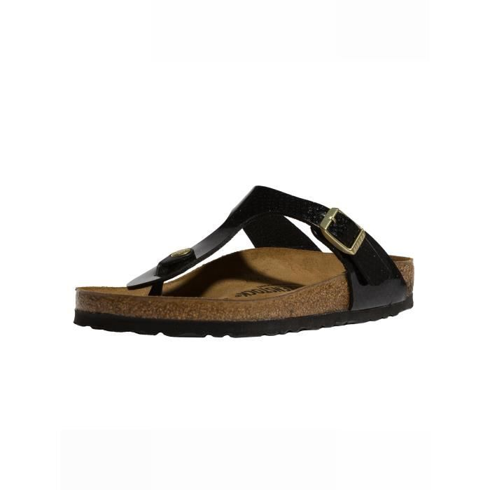 Birkenstock Femme Chaussures   Claquettes   Sandales Gizeh BF Magic Snake 9fbf852f2148