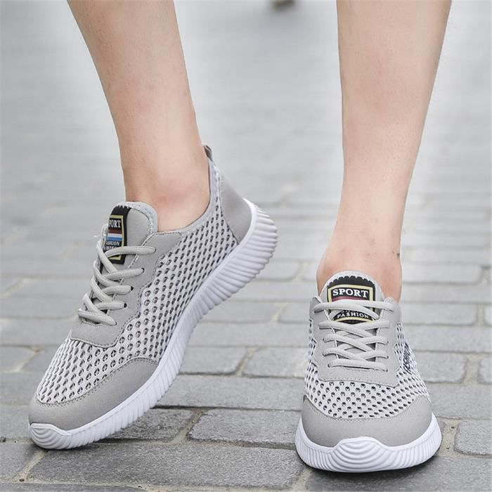 Moccasins Antidérapant Chaussures Sneakers Arrivee Poids Grande Homme Léger 2018 Classique Taille Basket Nouvelle wk0OnP