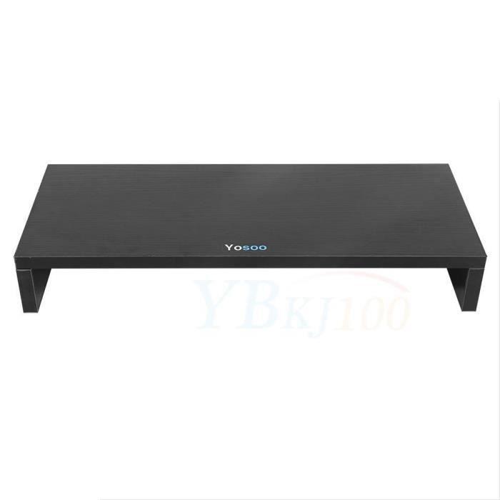 Armoire TV Bureau Support moniteur LCD prsentoir cran ordinateur