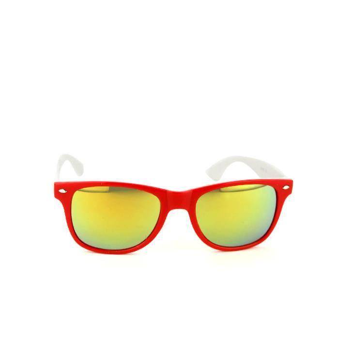 lunettes de soleil, Lunettes de Soleil Rouge Accessoires, Cendriyon