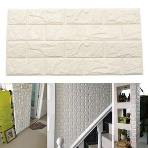 Papier peint chambre achat vente pas cher - Papier peint effet pierre 3d ...