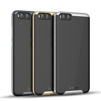 COQUE - BUMPER iPaky Hybrid Silicone+PC Frame Protective Phone Ca