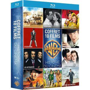 DVD SÉRIE Coffret Blu-ray Histoire du cinéma, 10 films