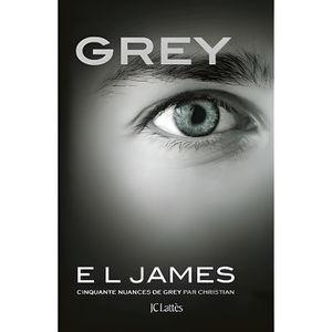 ROMANS SENTIMENTAUX Cinquante Nuances de Grey par Christian Grey