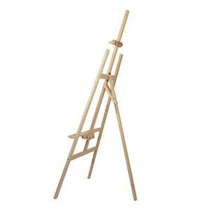 CHEVALET DE PEINTRE Chevalet pour peintre en bois trépied 150cm artist