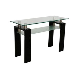 table demi lune murale stunning uac console gloria with table demi lune murale best ikea lit. Black Bedroom Furniture Sets. Home Design Ideas