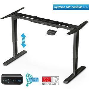 BUREAU  Deskfit DF500 Bureau électrique réglable en Hauteu