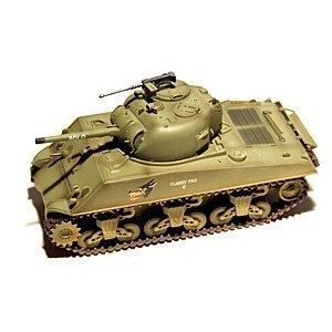 VOITURE À CONSTRUIRE EASY MODEL 1:72 - M4A3 - MIDDLE TANK US ARMY - …