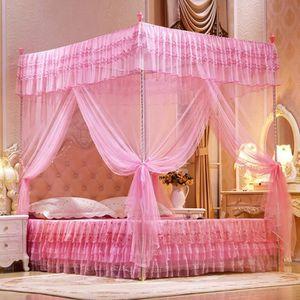 rideau pour lit achat vente rideau pour lit pas cher cdiscount. Black Bedroom Furniture Sets. Home Design Ideas