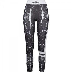 PANTALON DE SPORT Gorilla Sports - Fitness Leggings Gorilla Sports 2f68f5f7247c