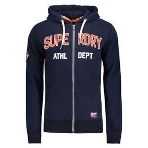 Superdry sweat capuche - Achat   Vente pas cher 065d20994491