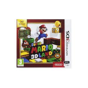 JEU 3DS 2238849 3DS SUPER MARIO 3D LAND SELECTS