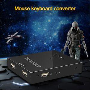 CHARGEUR - ADAPTATEUR  Adaptateur Convertisseur de clavier et souris pour