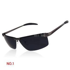 LUNETTES DE SOLEIL UV400 lunettes de soleil polarisées équitation Lun