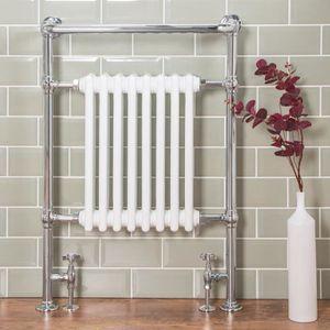 SÈCHE-SERVIETTE EAU Sèche-serviettes eau chaude traditionnel et vintag