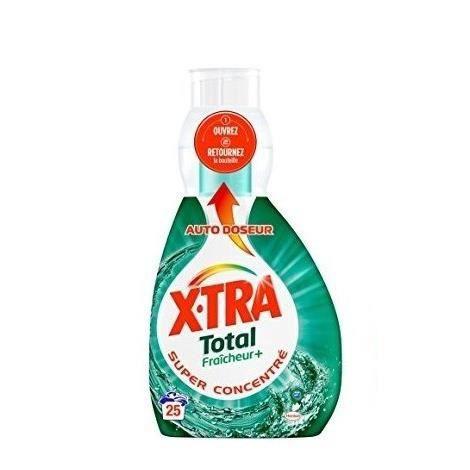 X TRA Lessive Total Fraicheur - 0,850L