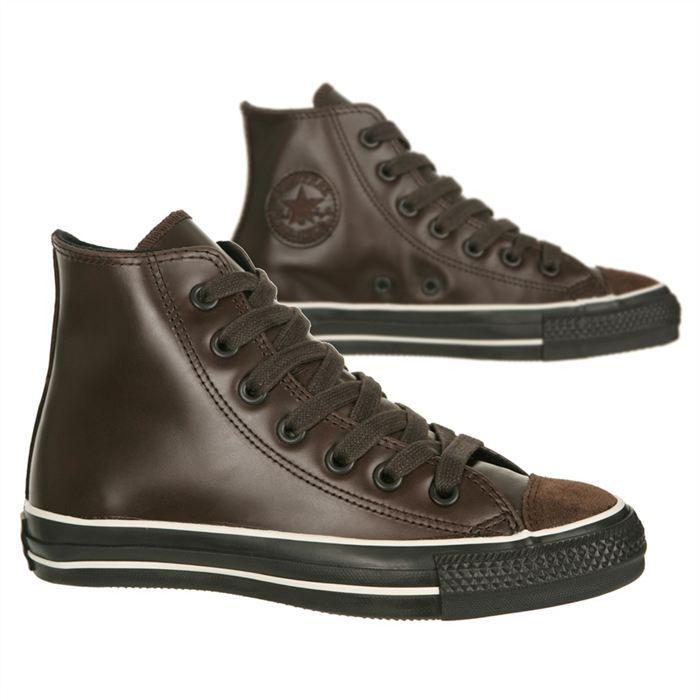 release date f99c5 bde28 CONVERSE All Star Chaussure Cuir