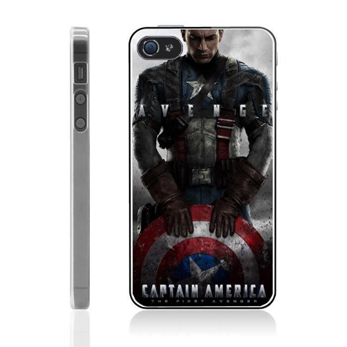 coque captain america iphone 6