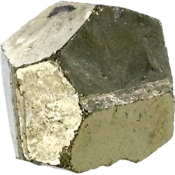 Pyrite dodécaèdre naturels - Sachet de 250 gr. unique Multicolore