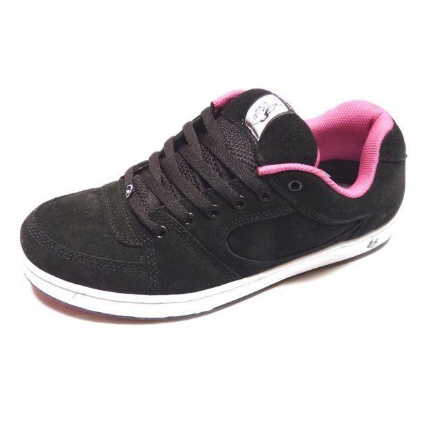 ES Accel TT Black White Pink